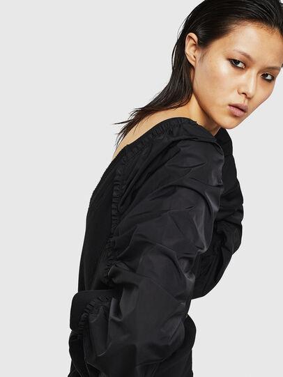 Diesel - D-FLISS, Black - Dresses - Image 3