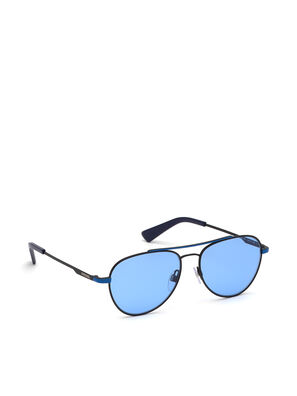 DL0288, Black/Blue - Eyewear