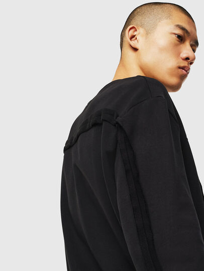 Diesel - S-BAY-RAW, Black - Sweaters - Image 5