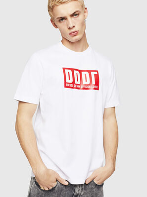 T-JUST-A9, White - T-Shirts