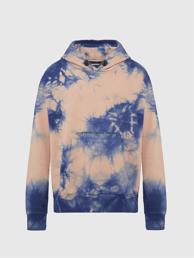 S-ALBYEL-X4, Blue/Pink - Sweaters