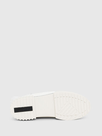 Diesel - H-MERLEY AB, White - Ankle Boots - Image 5