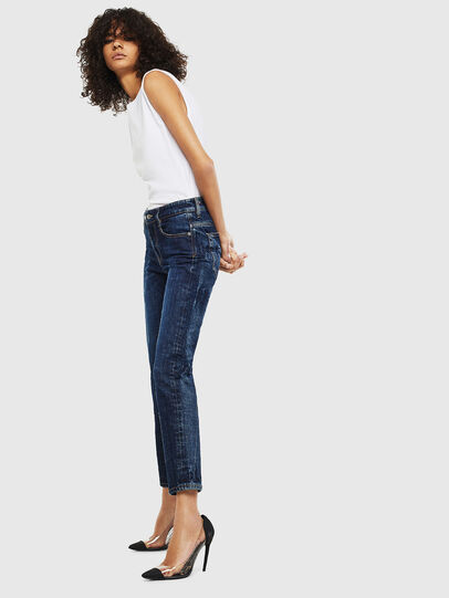 Diesel - D-Rifty 0092X, Medium blue - Jeans - Image 4