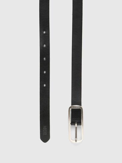 Diesel - B-OVY, Black - Belts - Image 3