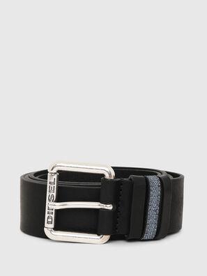 B-DENOOP, Black - Belts