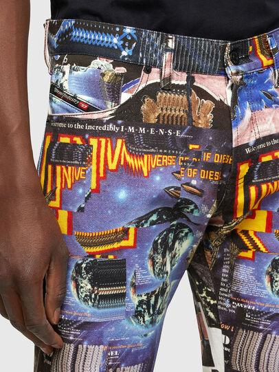 Diesel - D-Kras 009VB, Multicolor - Jeans - Image 3