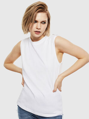 T-LESLEE-A, White - T-Shirts