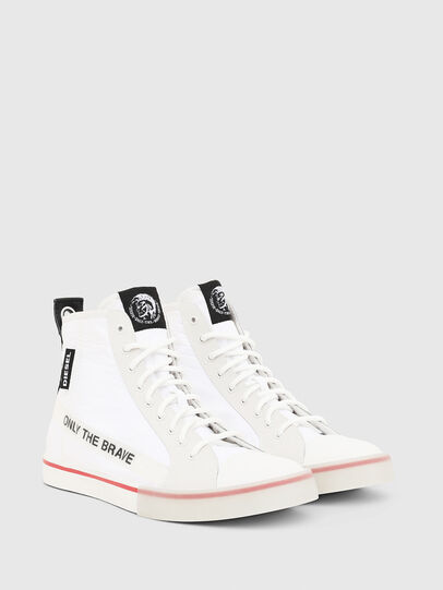 Diesel - S-DVELOWS ML, White/Black - Sneakers - Image 2