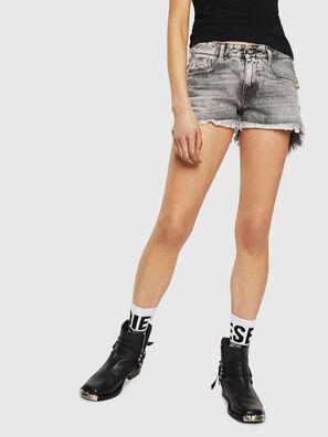 DE-RIFTY, Light Grey - Shorts