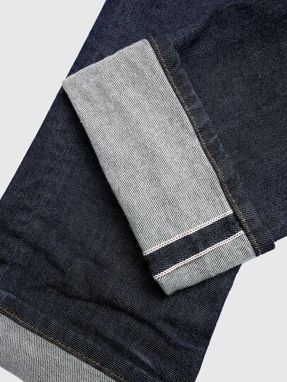 Diesel - D-Viker 09B45, Dark Blue - Jeans - Image 5