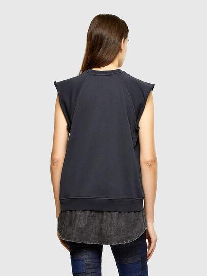 Diesel - F-ELPA, Black - Sweaters - Image 2