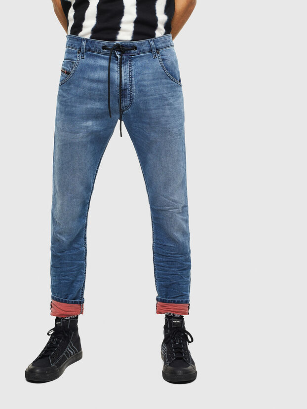 Krooley JoggJeans 069MA, Medium blue - Jeans
