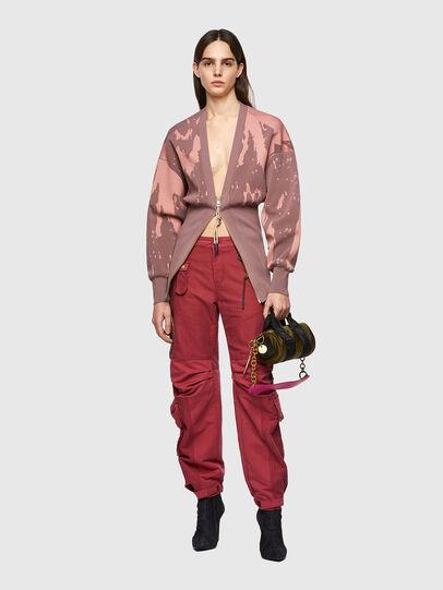 Diesel - M-ATLANTIC, Pink - Knitwear - Image 4
