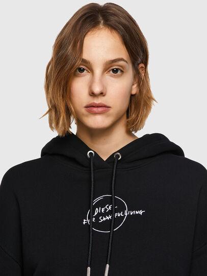 Diesel - F-KRAL, Black - Sweaters - Image 3