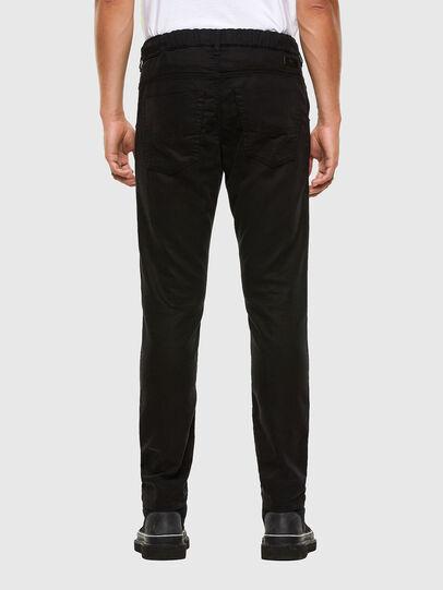 Diesel - KROOLEY JoggJeans® 069NC, Black/Dark grey - Jeans - Image 2