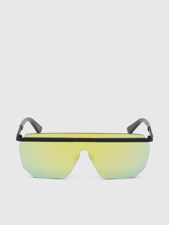 DL0259, Green - Sunglasses