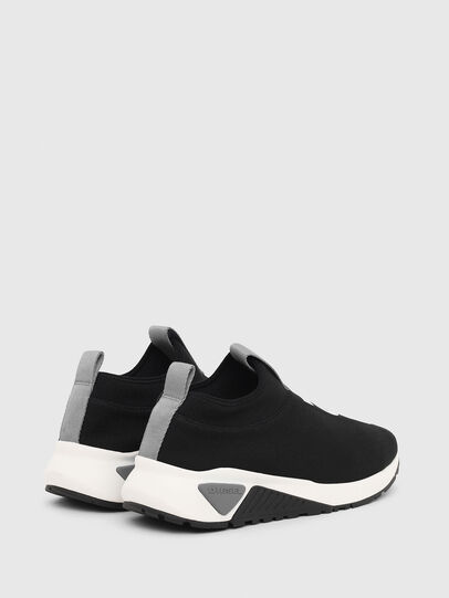 Diesel - S-KB SL II, Black/Grey - Sneakers - Image 3