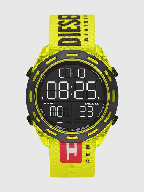 DZ1895,  - Timeframes