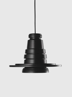 TOOL GRANDE SOSP, Black - Hang Lighting