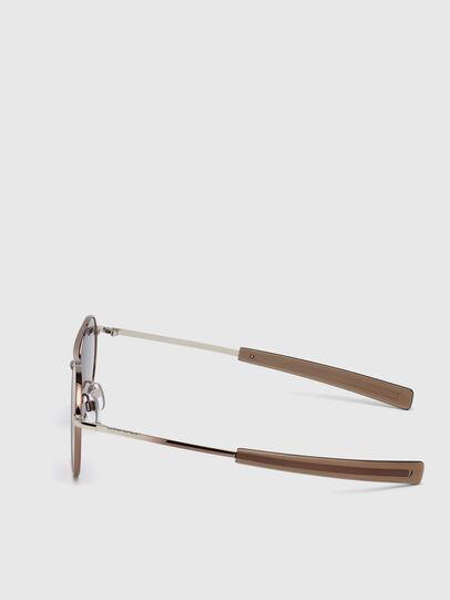 Diesel - DL0220, Bronze - Sunglasses - Image 3