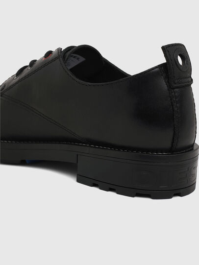 Diesel - D-THROUPER DBS, Black - Lace Ups and Mocassins - Image 6