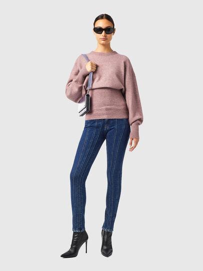 Diesel - M-BRUNS, Pink - Knitwear - Image 4