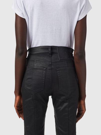 Diesel - D-Arcy JoggJeans® 069YI, Black/Dark grey - Jeans - Image 4