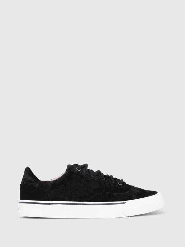 S-FLIP LOW W, Black - Sneakers