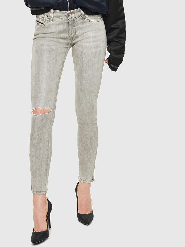 Slandy Zip 086AE,  - Jeans