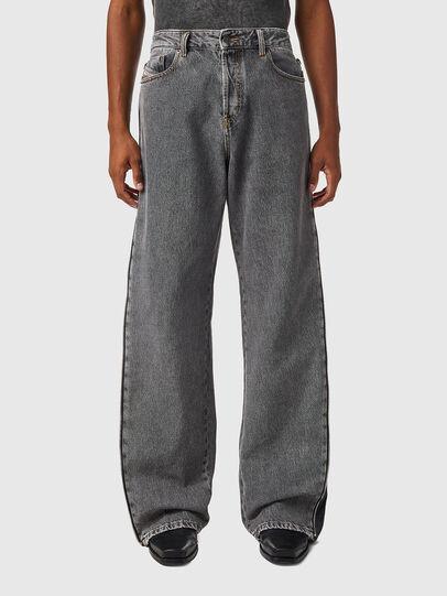 Diesel - 1955 09D18, Black/Dark grey - Jeans - Image 2