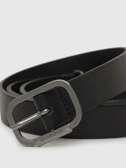 Diesel - B-CARTRIDGE, Black - Belts - Image 2