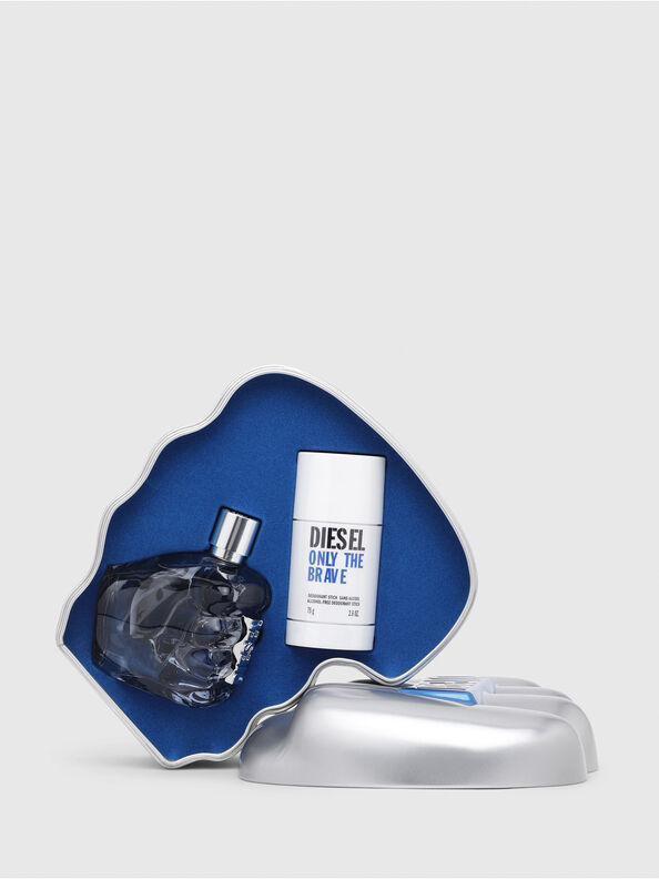 ONLY THE BRAVE 125ML METAL GIFT SET,  - Only The Brave