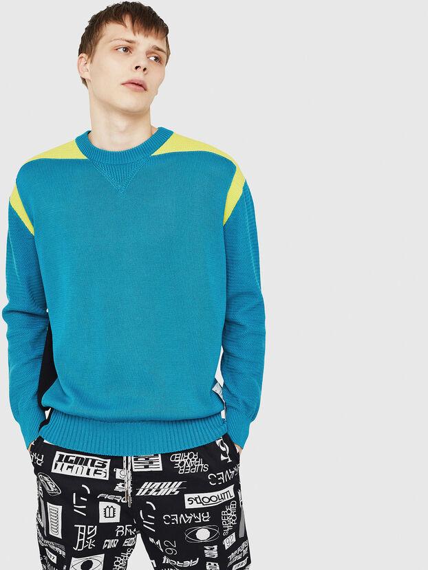 K-MELT, Azure - Knitwear