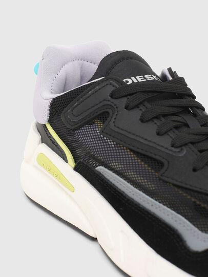 Diesel - S-SERENDIPITY SM W, Black/Violet - Sneakers - Image 4