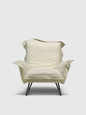 DL0F55 CLOUDSCAPE, White - Armchairs