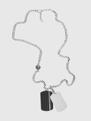 DX1040, Silver - Necklaces