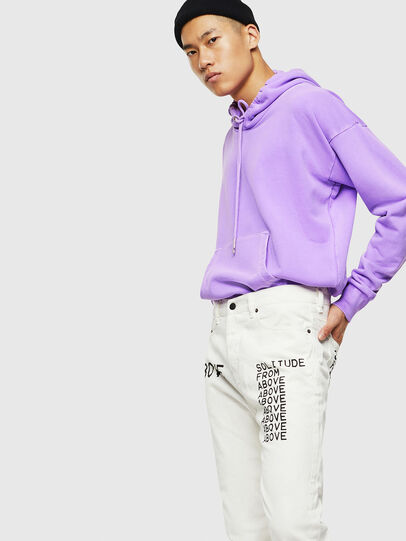 Diesel - S-ALBY-FLUO, Lilac - Sweaters - Image 6