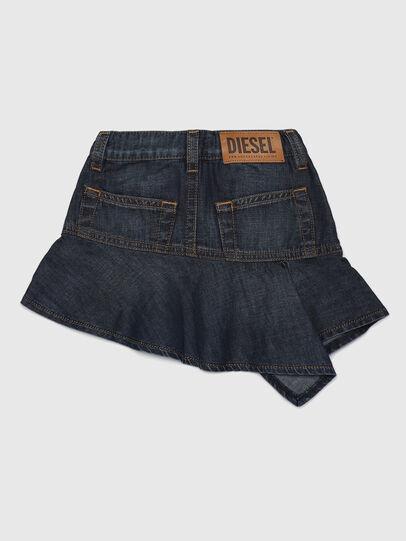 Diesel - GABBYB, Dark Blue - Skirts - Image 2