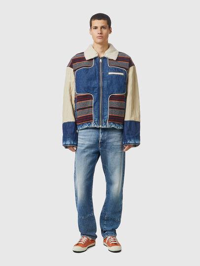 Diesel - DE-FUBY-SP, Medium blue - Winter Jackets - Image 7