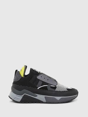 S-BRENTHA DEC, Black/Grey - Sneakers