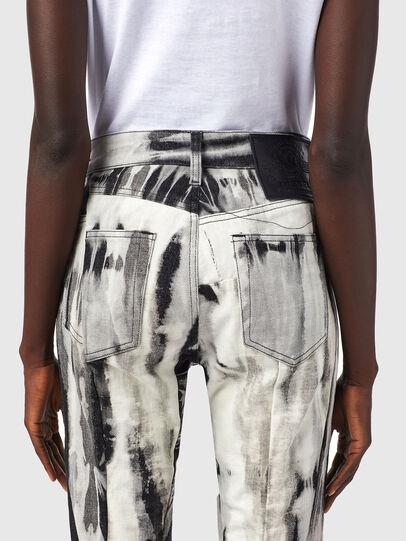 Diesel - D-Joy 09B36, Black/White - Jeans - Image 4