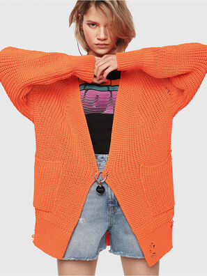 M-CRI, Orange - Knitwear