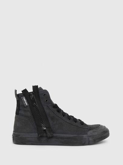 Diesel - S-ASTICO MID ZIP SP, Black - Sneakers - Image 1