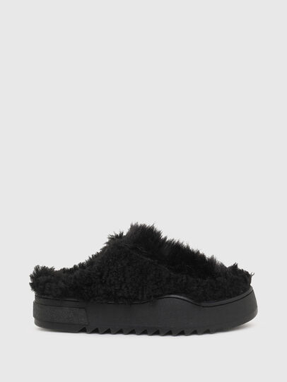 Diesel - S-SHIKA MULE W, Black - Sneakers - Image 1