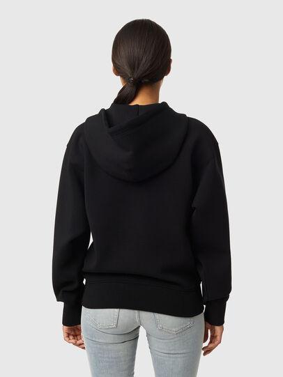 Diesel - F-LYMMY-C.C, Black - Sweaters - Image 2