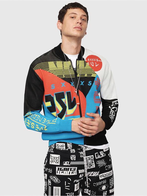K-RACIN,  - Knitwear