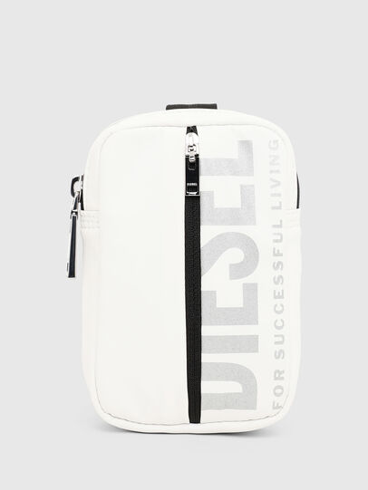 Diesel - BAONA II, White - Small Wallets - Image 1