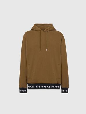UMLT-BRANDON, Light Brown - Sweaters