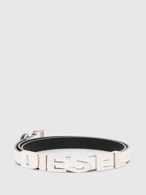 B-BOGO, Silver - Belts