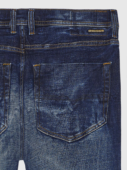 Diesel - Tepphar A87AT, Dark Blue - Jeans - Image 4